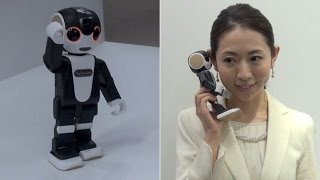 Sharp's RoBoHoN robot phone gets a release date