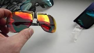 видео Солнцезащитные очки из Китая оптом