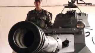 Innovación en el Ejercito Nacional - Simuladores de Tanques