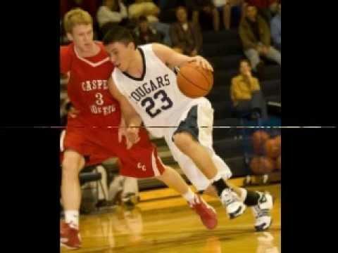 2008-2009 Western Nebraska Community College Athletic Yearbook--Men
