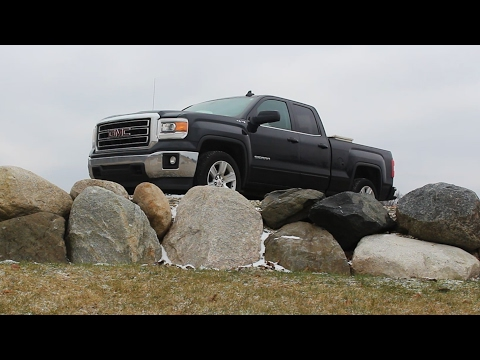 2015 GMC Sierra 1500 Review! | Isn't This Just A Silverado?