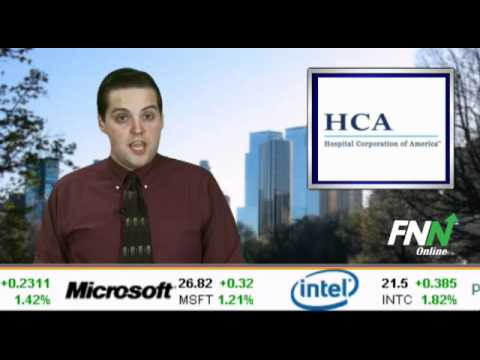 HCA Holdings Announces Repurchase of Shares Held by Bank of America