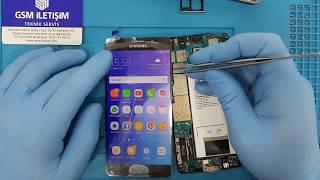 Samsung Galaxy A710 (A7 2016) Ekran Değişimi