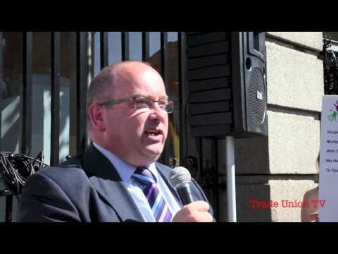 Senator Trevor Ó Clochartaigh, Sinn Féin #YesChildEquality #SPARK