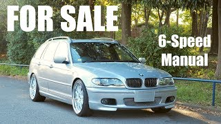 FOR SALE - 2003 BMW 325i Touring 6-speed manual M-sports