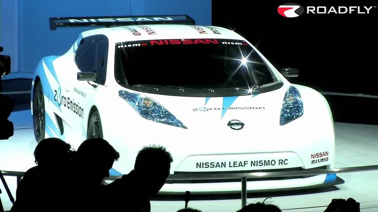 Roadfly Com Nissan Leaf Nismo Rc Youtube