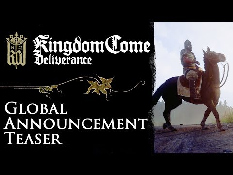 Kingdom Come: Deliverance – Global Announcement Teaser [EU]