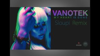 Vanotek - My heart is gone ( Sloupi Remix )