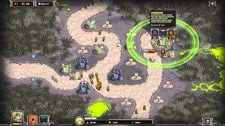 Kingdom Rush - Rotten Forest - Iron Challenge