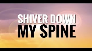 Shiver Down My Spine - Claudia Leitte (lyrics video)