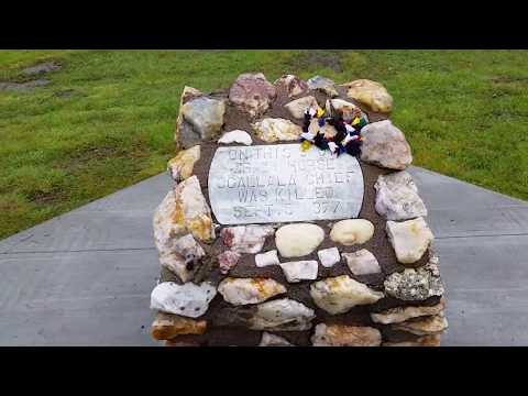 Crazy Horse, Dull Knife and Fort Robinson, Nebraska - May 19, 2017 - Travels With Phil