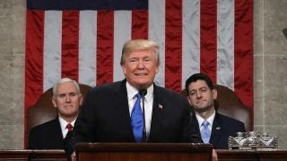 Trump honors Cajun Navy in State of the Union
