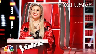 Kelly Clarkson: Superfan or Stalker? - The Voice 2018 (Digital Exclusive)