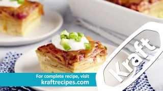 How to Make Breakfast Casserole Video