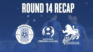 2018 NPL Victoria (Round 14) - Avondale vs Green Gully | Highlights | 01.06.2018
