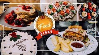 FOOD DIARY - 5 Tage meiner Ernährung (realistisch) // JustSayEleanor ♡