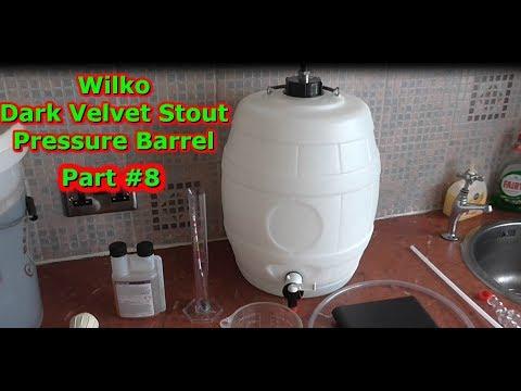 dark velvet stout pressure barrel priming wilko home. Black Bedroom Furniture Sets. Home Design Ideas