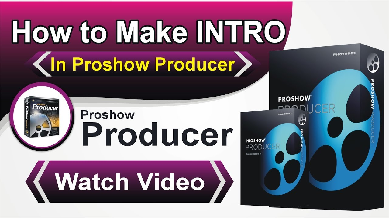 Proshow producer 7 crack + registration key download easy step by.