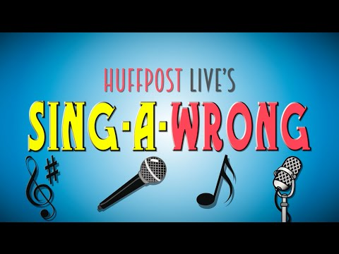 HuffPostLive's Sing-A-Wrong With Carly Rae Jepsen