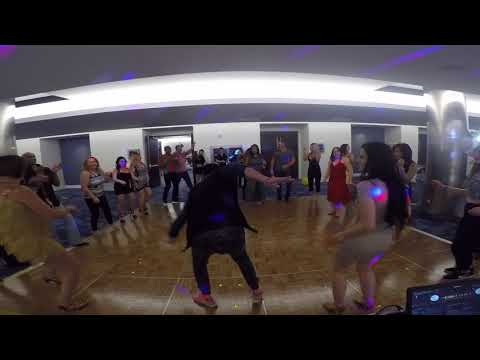 YEG Latin New Years Eve Dj Teqnic Major Lazer - Bumaye after party crowd