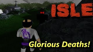ISLE on ROBLOX: How NOT to Survive!
