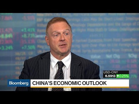 China Government Taking on More Risk, Says Darby