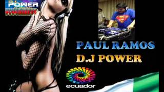 PAUL RAMOS D.J POWER ITALO VIOLENTO 2015