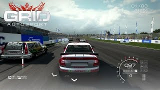 Grid Autosport - PS3/X360/PC - Touring Car Legends (Gameplay Video)