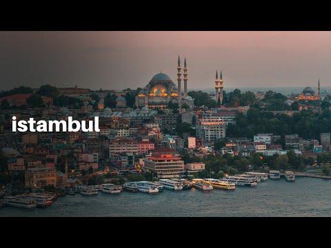 ISTAMBUL, uma cidade fascinante | TURQUIA