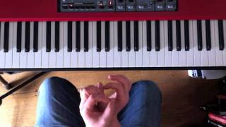 Working with non-diatonic chords in progressions