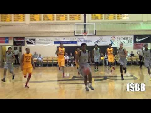 Antonio Blakeney Proves He Is A SCORER @ City of Palms