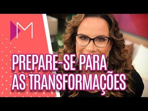 Prepare-se para as transformações - Mulheres (13/08/18)