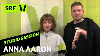Anna Aaron «Why Not» - live im Studio | SRF Virus