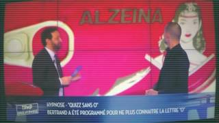 TPMP sous Hypnose : Bertrand Chameroy oublie les O #2 - 15/02/16 - HD