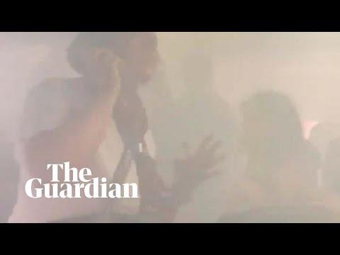 British Airways flight lands in Spain after smoke fills cabin