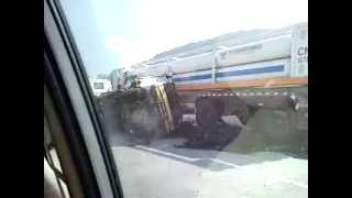 Kecelakaan Tol Cipularang KM 111, Bandung Indonesia Highway Accident Indonesian