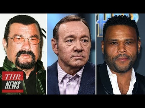 LA D.A. Won't Prosecute Kevin Spacey, Anthony Anderson & Steven Seagal For Sex Crimes | THR News