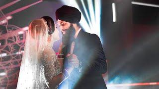 Sikh Wedding Highlights - Harmeet and Daljit - Gurdwara Wedding