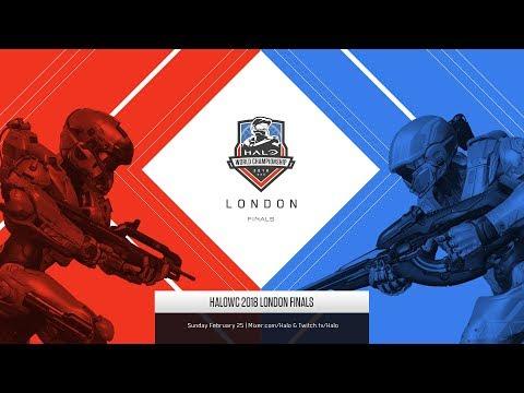 HaloWC 2018 London Finals – Championship Sunday