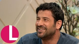 Alexis Georgoulis Doesn T Mind Being Called The Greek George Clooney Lorraine Youtube Born 1974) is a greek actor and politician. alexis georgoulis doesn t mind being called the greek george clooney lorraine