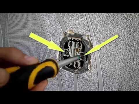 Как починить розетку
