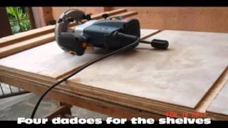 Weekend Woodworks - Dresser Cabinet Build [day 1]