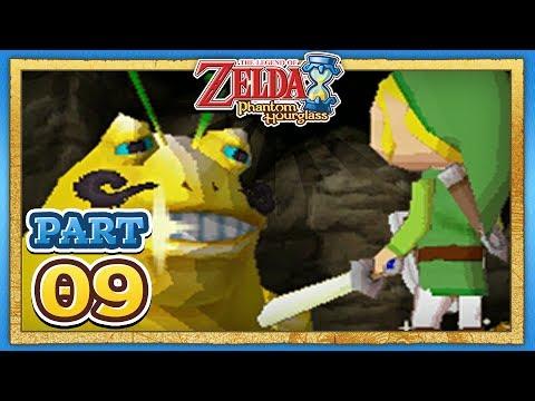The Legend of Zelda: Phantom Hourglass - Part 9 - Golden Chief Cylos!