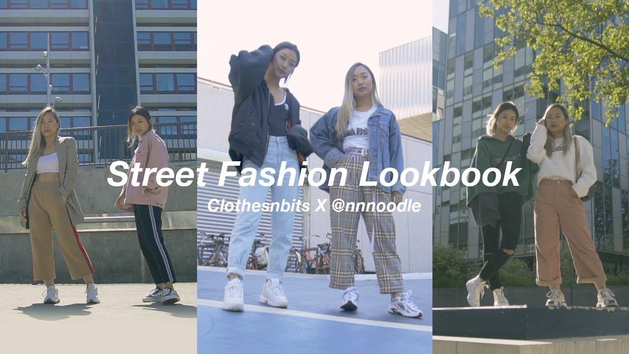 [VIDEO] - Street Fashion Lookbook ft. @nnnoodle 1