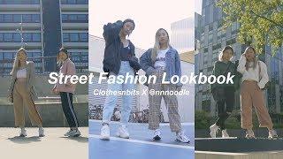 Street Fashion Lookbook ft. @nnnoodle