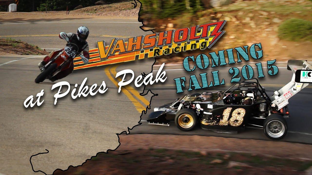 Vahsholtz Racing at Pikes Peak Trailer