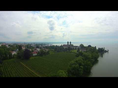 Vom Strandbad Friedrichshafen zum Schloss / Kloster Hofen