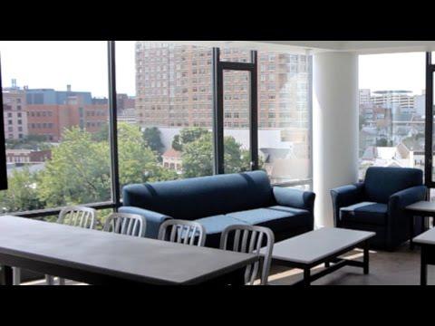 College Avenue Apartments Transform Rutgers Housing