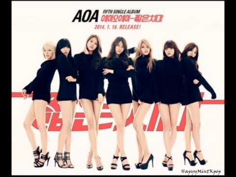 AOA- Miniskirt (Full Audio/mp3 DL)