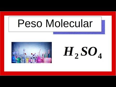 Peso Molecular Ejemplo 02